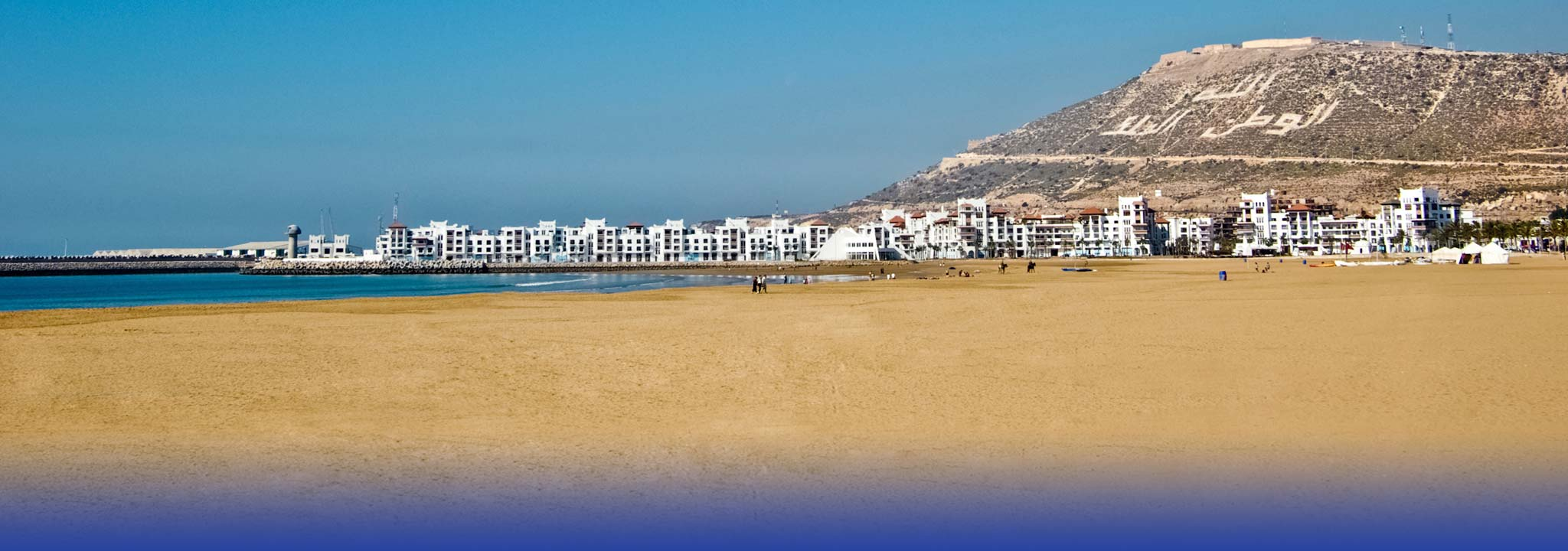 Agadir - Enjoy the sun 330 days