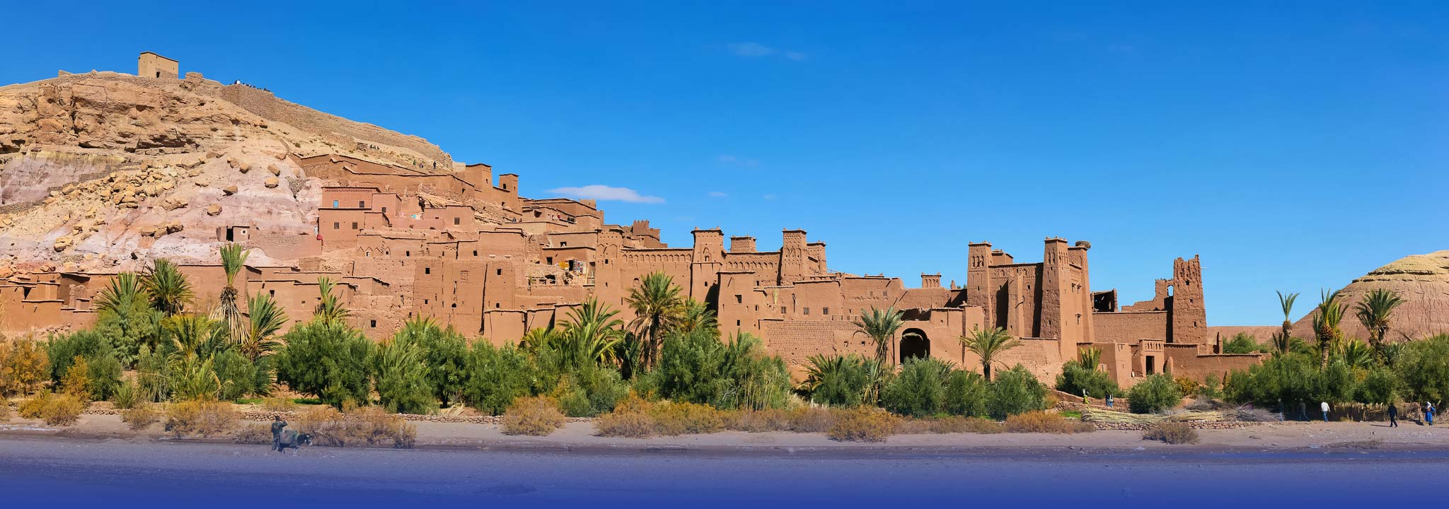 Aït-Ben-Haddou – UNESCO World Heritage Site since 1987