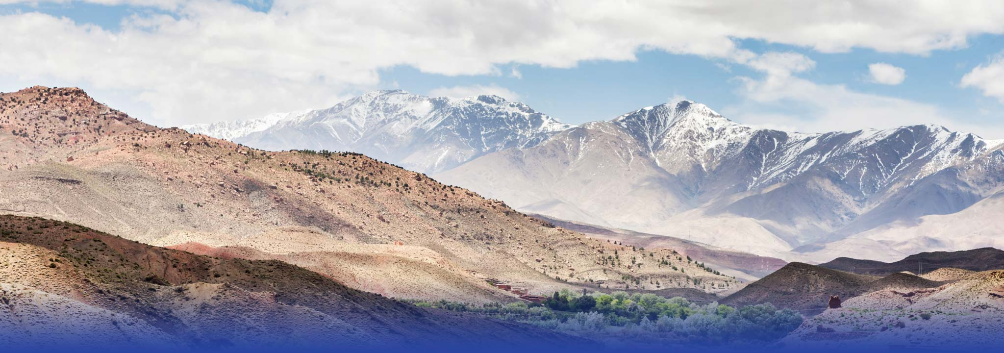 The Atlas Mountains – Hiking- and trekkingtours at 4000 m altitude